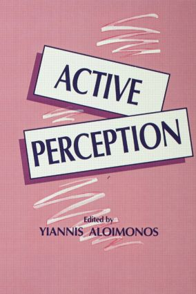 Active Perception (Hardback) book cover