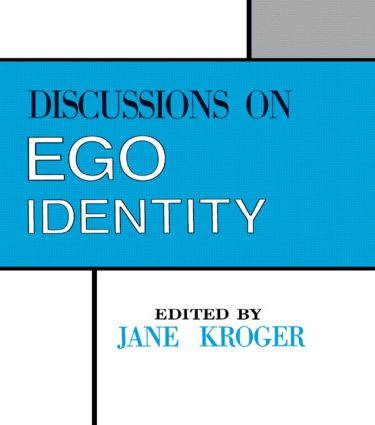 Discussions on Ego Identity (Hardback) book cover