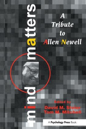 Mind Matters: A Tribute To Allen Newell (Paperback) book cover