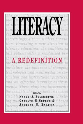 Literacy: A Redefinition, 1st Edition (Paperback) book cover