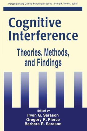 Cognitive Interference: Theories, Methods, and Findings (Hardback) book cover