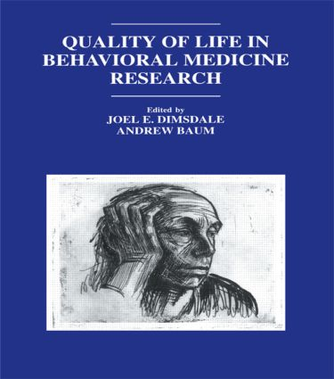 Quality of Life in Behavioral Medicine Research (Hardback) book cover