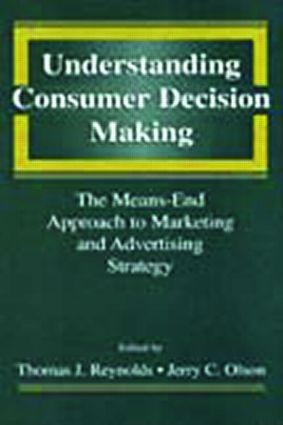 Understanding Consumer Decision Making