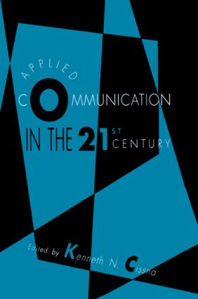 Applied Communication in the 21st Century (Paperback) book cover