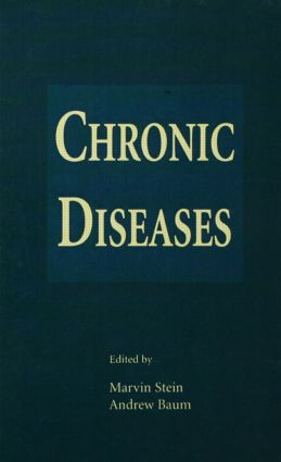 Chronic Diseases: Perspectives in Behavioral Medicine (Hardback) book cover