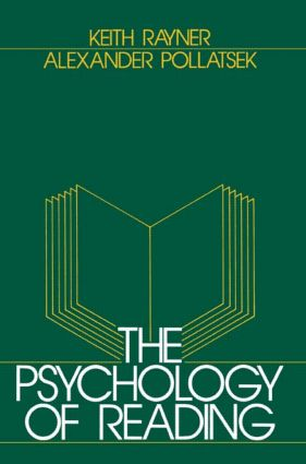 The Psychology of Reading (Hardback) book cover