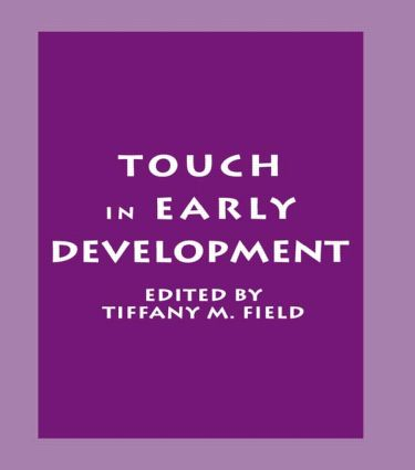 Touch in Early Development (Hardback) book cover