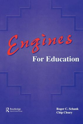 Engines for Education: 1st Edition (Paperback) book cover