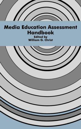 Media Education Assessment Handbook book cover