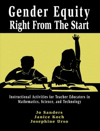 Gender Equity Right From the Start (e-Book) book cover