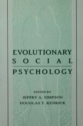 Evolutionary Social Psychology (Paperback) book cover