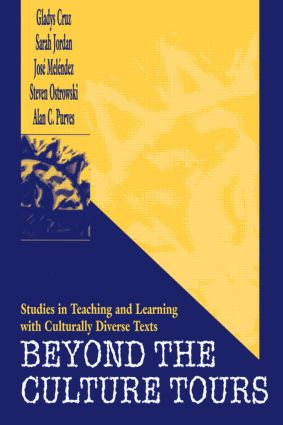 Beyond the Culture Tours: Studies in Teaching and Learning With Culturally Diverse Texts, 1st Edition (Paperback) book cover