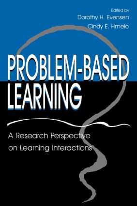 Problem-based Learning: A Research Perspective on Learning Interactions (Paperback) book cover