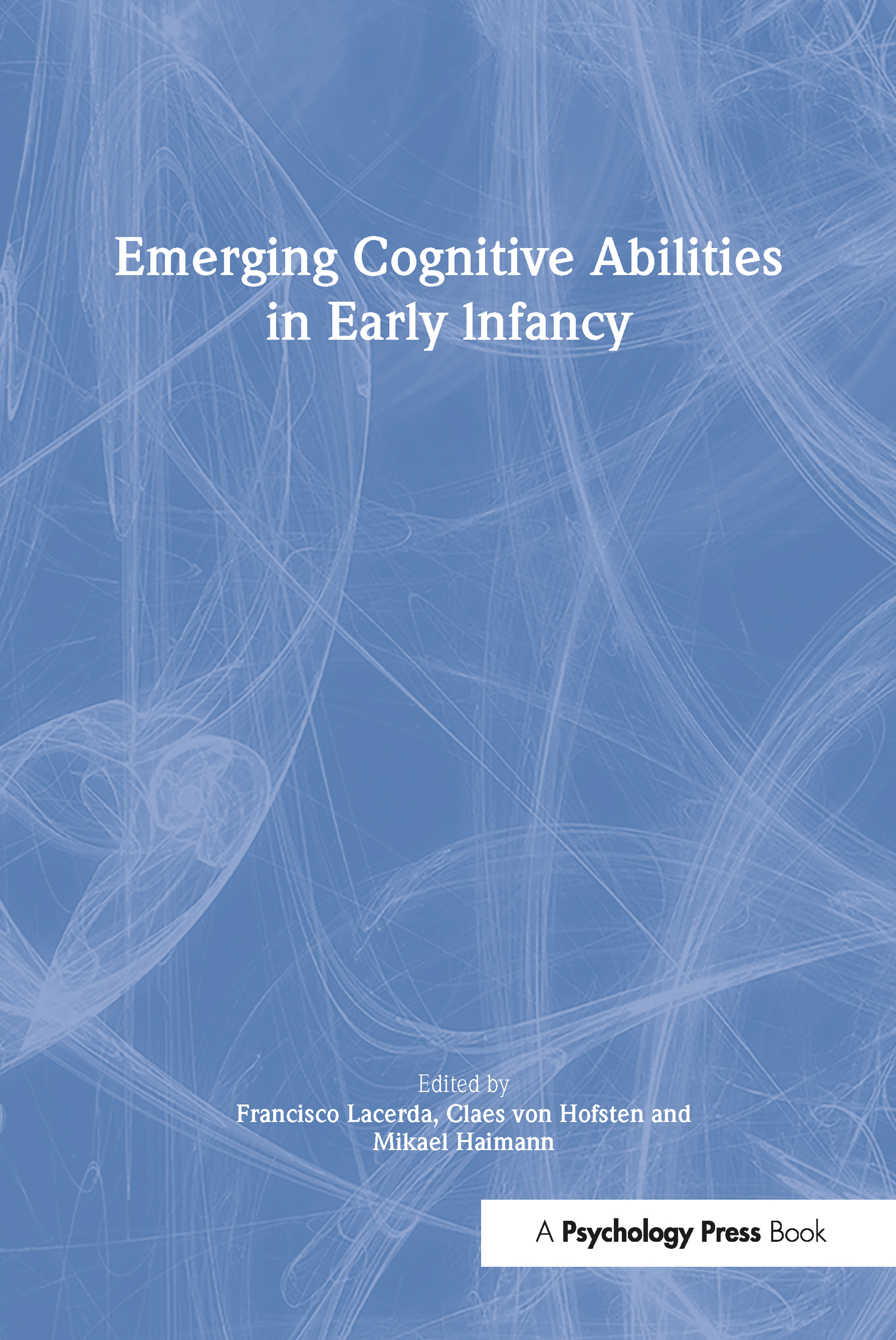Emerging Cognitive Abilities in Early infancy (Paperback) book cover
