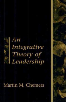 An Integrative Theory of Leadership (Paperback) book cover