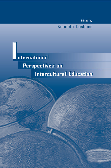 International Perspectives on Intercultural Education: 1st Edition (Paperback) book cover