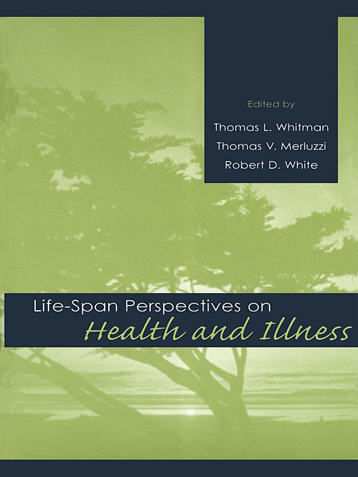 Life-span Perspectives on Health and Illness (Paperback) book cover
