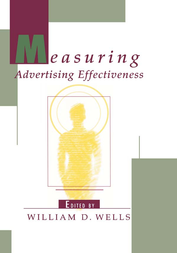 Measuring Advertising Effectiveness: 1st Edition (Paperback) book cover