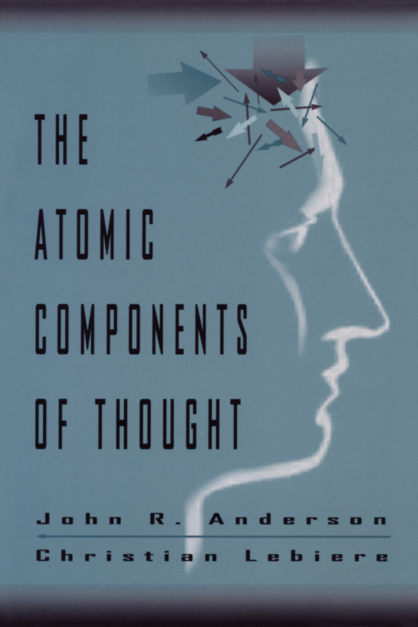 The Atomic Components of Thought: 1st Edition (Paperback) book cover