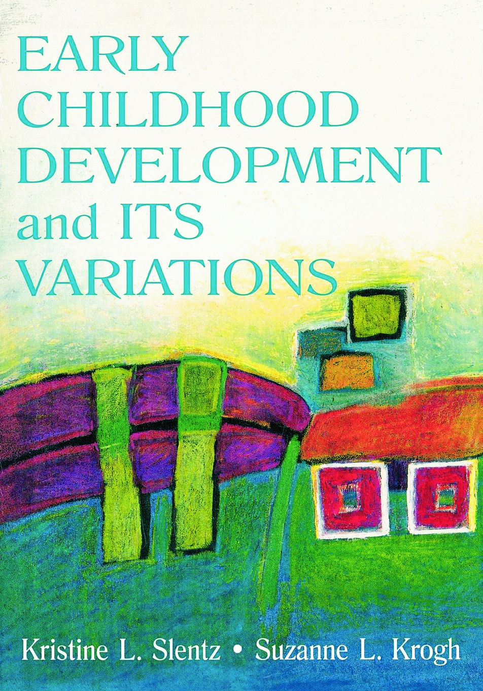 Early Childhood Development and Its Variations: 1st Edition (Paperback) book cover
