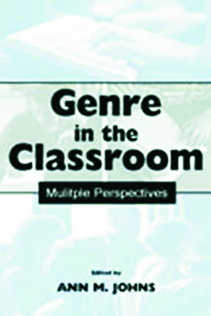 Genre in the Classroom