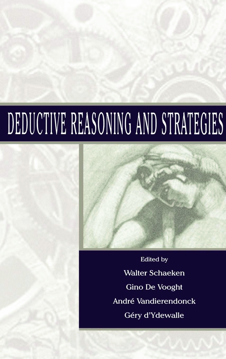 Deductive Reasoning and Strategies (Hardback) book cover