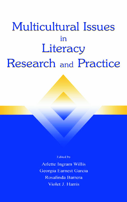 Multicultural Issues in Literacy Research and Practice (Paperback) book cover