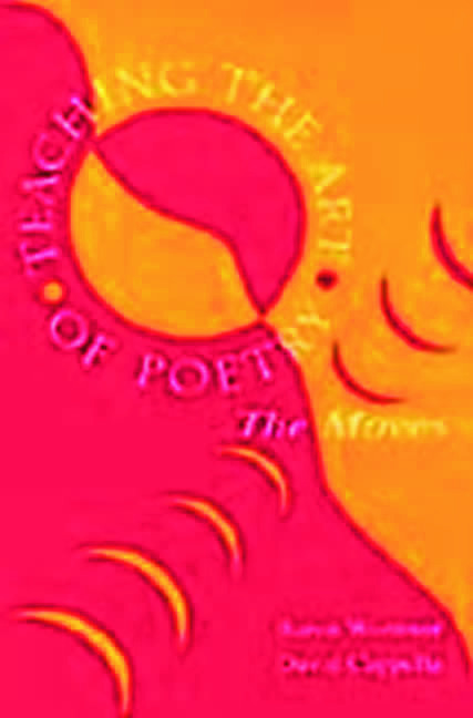 Teaching the Art of Poetry: The Moves, 1st Edition (Paperback) book cover