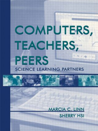 Computers, Teachers, Peers: Science Learning Partners, 1st Edition (Paperback) book cover