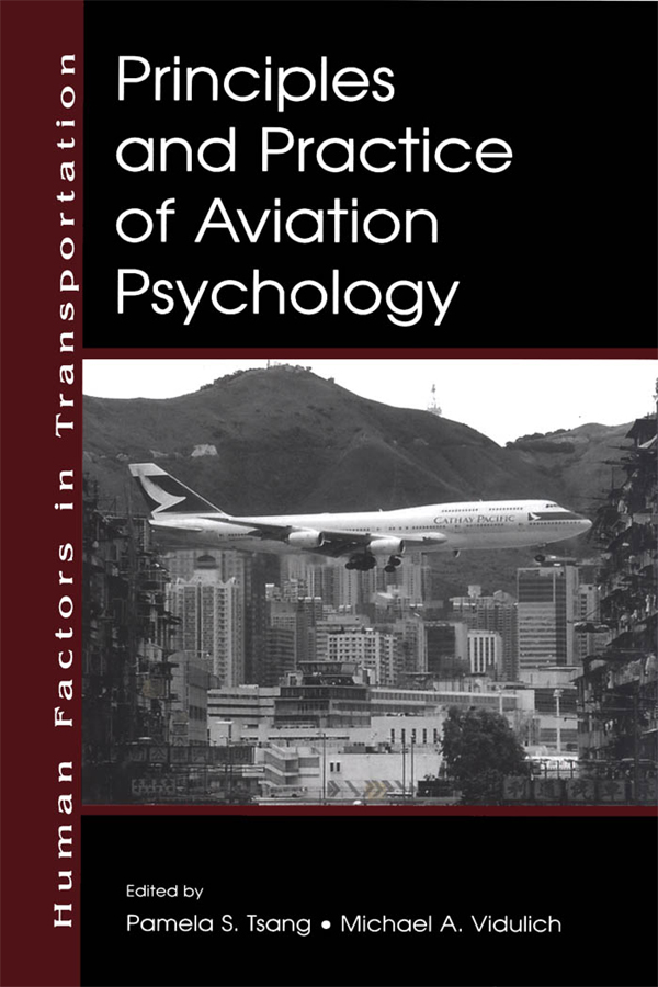 Principles and Practice of Aviation Psychology (Hardback) book cover