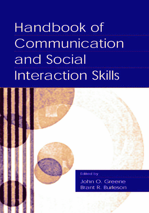 Handbook of Communication and Social Interaction Skills (e-Book) book cover