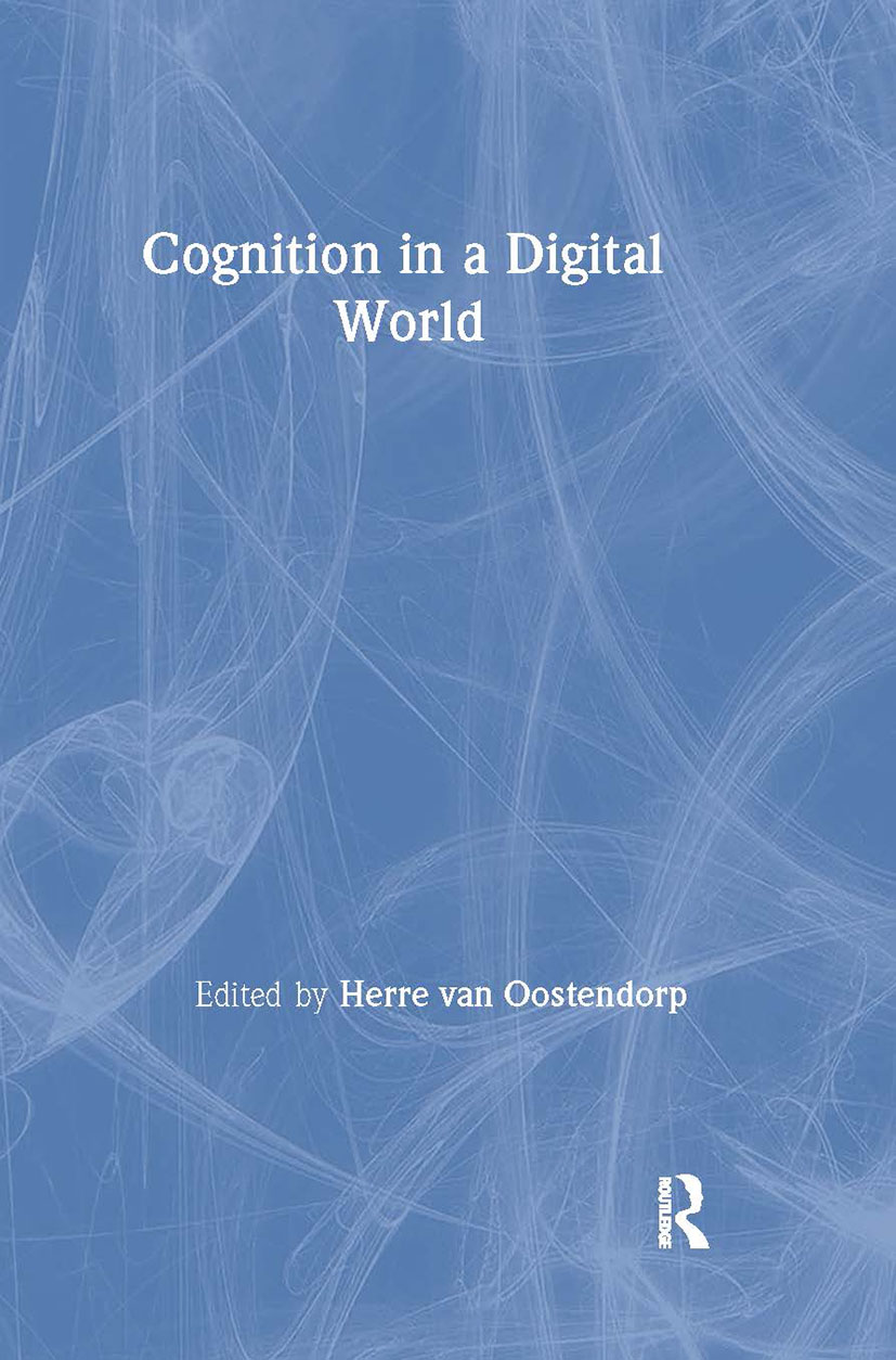Cognition in A Digital World (e-Book) book cover