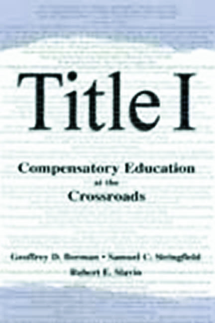 Title I: Its Legislative History and Its Promise