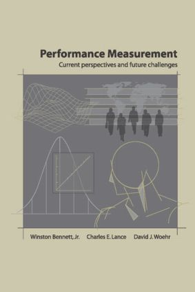 Performance Measurement: Current Perspectives and Future Challenges book cover