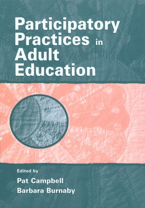 Participatory Practices in Adult Education: 1st Edition (Hardback) book cover