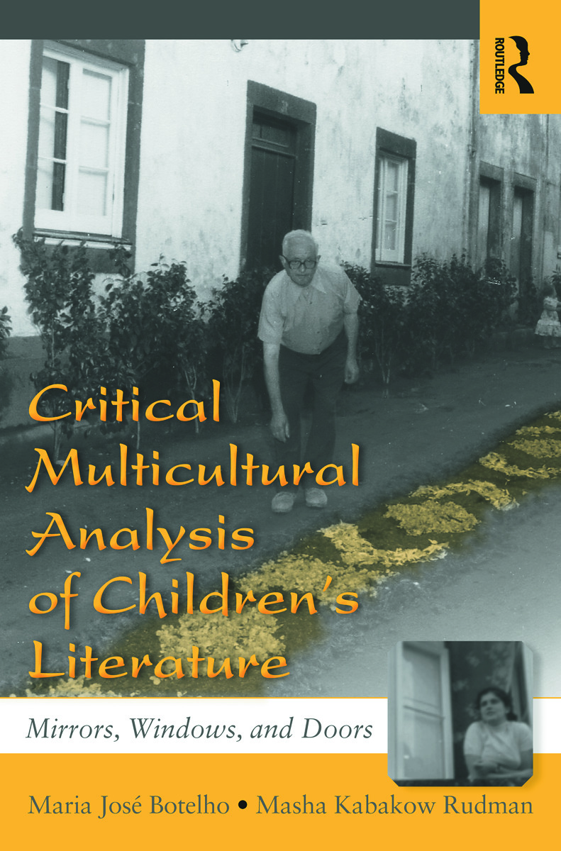 Critical Multicultural Analysis of Children's Literature: Mirrors, Windows, and Doors book cover