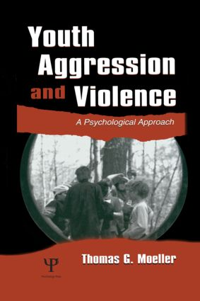 Youth Aggression and Violence: A Psychological Approach (Paperback) book cover