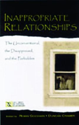 Inappropriate Relationships: the Unconventional, the Disapproved, and the Forbidden (Paperback) book cover