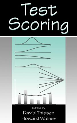 Test Scoring (Hardback) book cover
