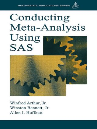 Conducting Meta-Analysis Using SAS