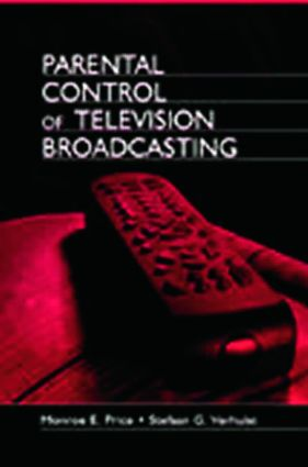 Parental Control of Television Broadcasting (Paperback) book cover