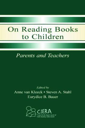 On Reading Books to Children