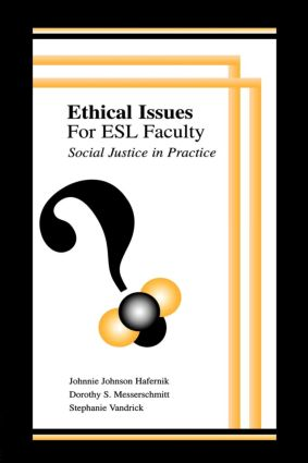 Ethical Issues for Esl Faculty