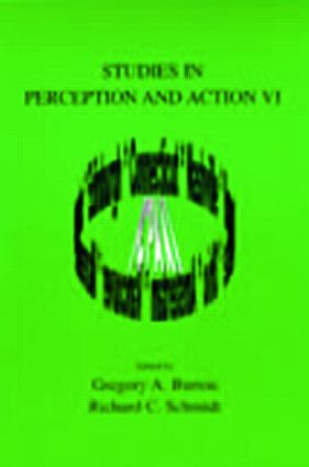 Studies in Perception and Action VI (Paperback) book cover