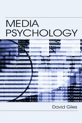 Media Psychology: 1st Edition (Paperback) book cover