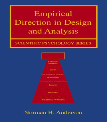 Empirical Direction in Design and Analysis book cover