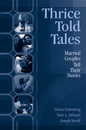 Thrice Told Tales: Married Couples Tell Their Stories (Paperback) book cover