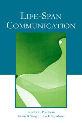 Life-Span Communication (Paperback) book cover