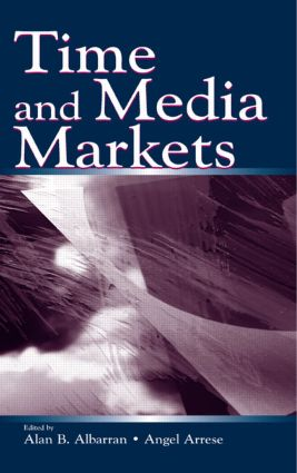 Time and Media Markets (Hardback) book cover