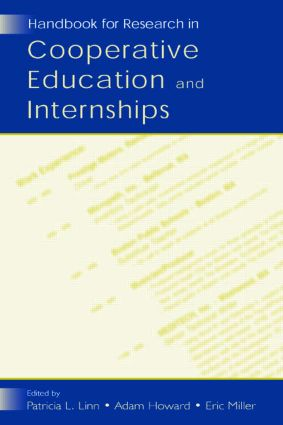 Handbook for Research in Cooperative Education and Internships book cover